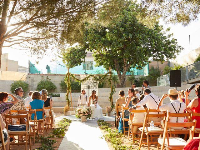 La boda de Hector y Alba en Picassent, Valencia 66