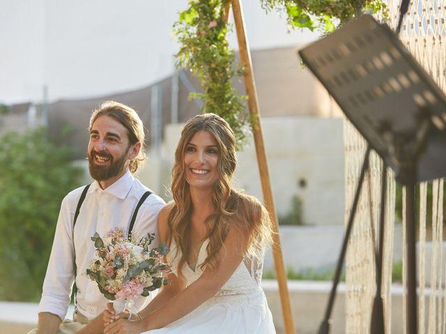 La boda de Hector y Alba en Picassent, Valencia 78