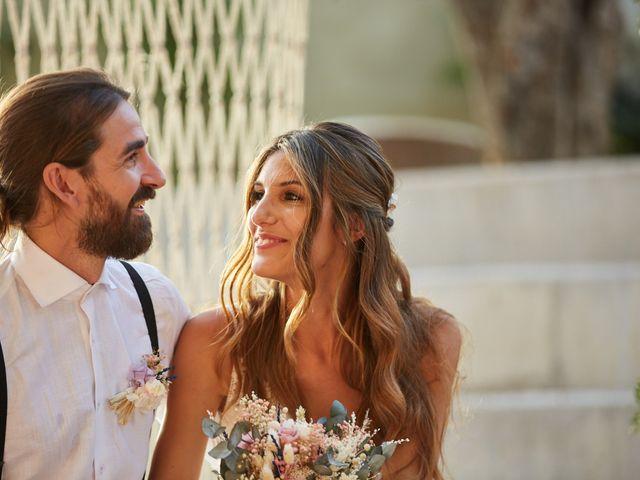 La boda de Hector y Alba en Picassent, Valencia 80