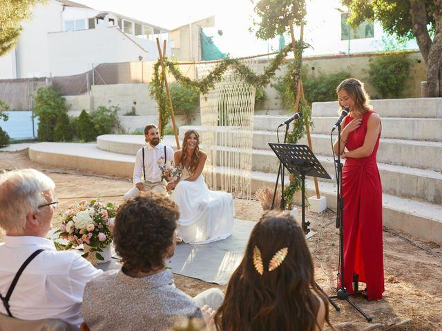 La boda de Hector y Alba en Picassent, Valencia 82