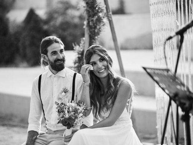La boda de Hector y Alba en Picassent, Valencia 83