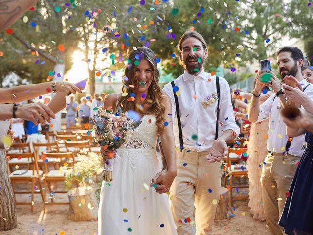 La boda de Hector y Alba en Picassent, Valencia 102
