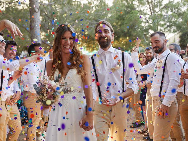 La boda de Hector y Alba en Picassent, Valencia 104