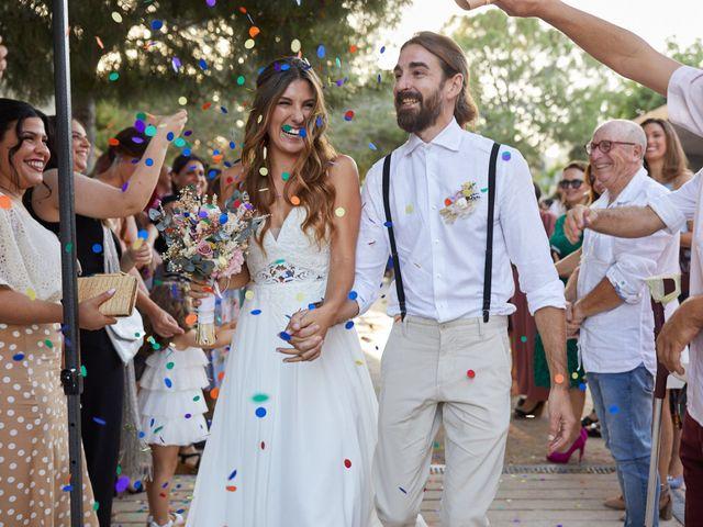 La boda de Hector y Alba en Picassent, Valencia 105