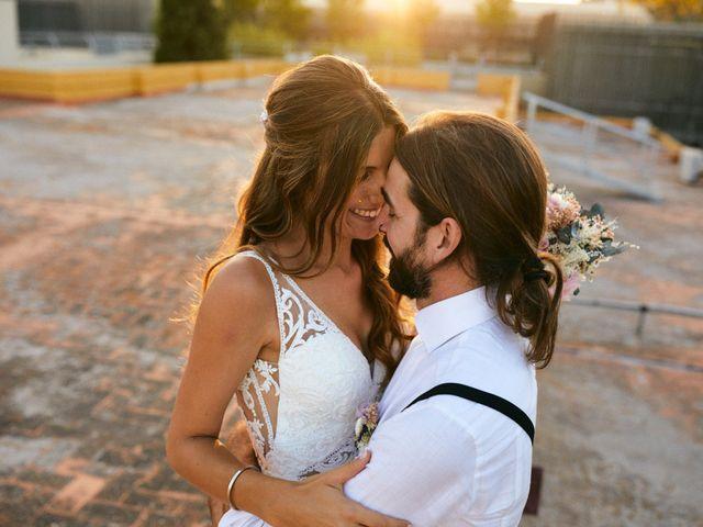 La boda de Hector y Alba en Picassent, Valencia 110