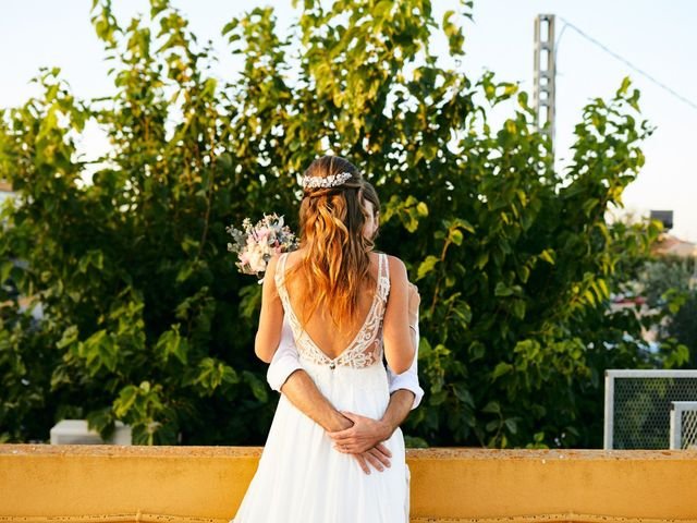 La boda de Hector y Alba en Picassent, Valencia 111