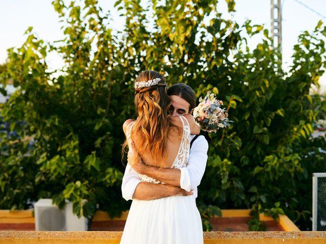 La boda de Hector y Alba en Picassent, Valencia 112