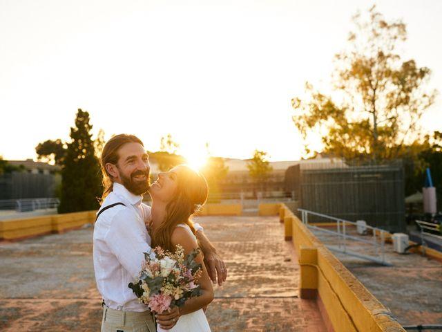 La boda de Hector y Alba en Picassent, Valencia 115