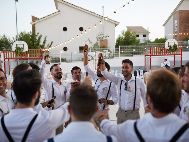La boda de Hector y Alba en Picassent, Valencia 121