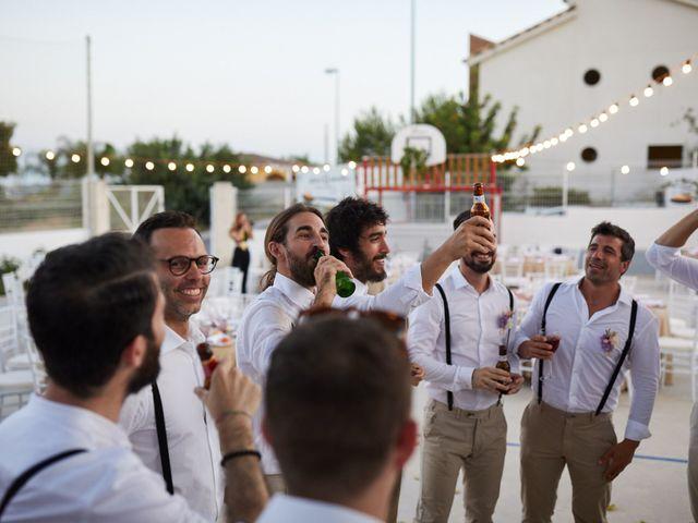 La boda de Hector y Alba en Picassent, Valencia 122