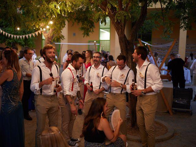 La boda de Hector y Alba en Picassent, Valencia 127