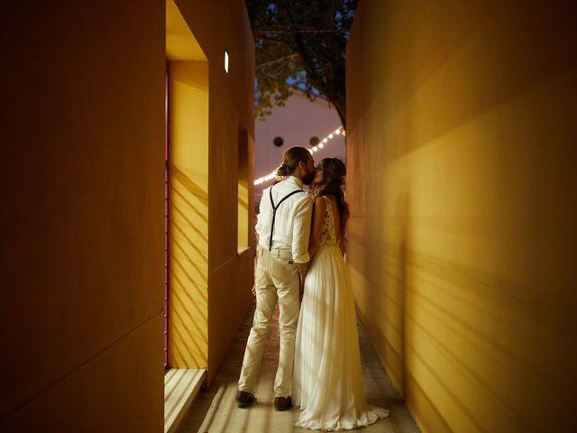 La boda de Alba y Hector