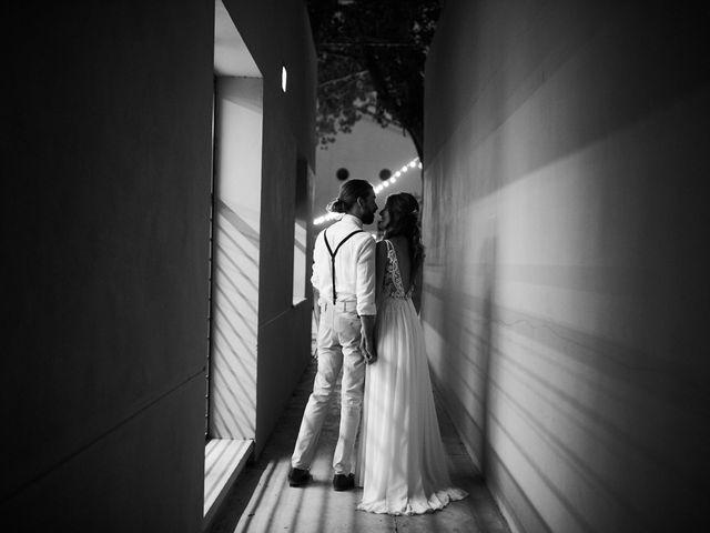 La boda de Hector y Alba en Picassent, Valencia 129