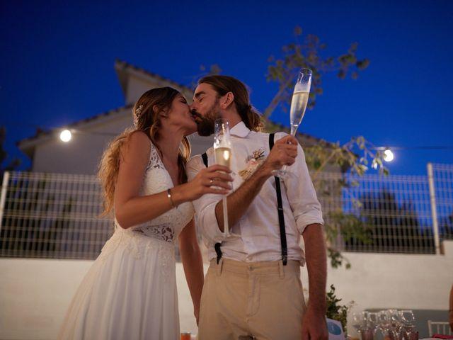 La boda de Hector y Alba en Picassent, Valencia 135
