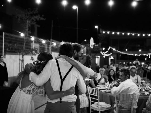 La boda de Hector y Alba en Picassent, Valencia 136