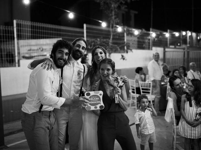 La boda de Hector y Alba en Picassent, Valencia 137