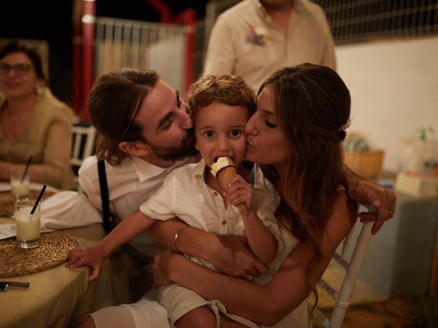 La boda de Hector y Alba en Picassent, Valencia 139