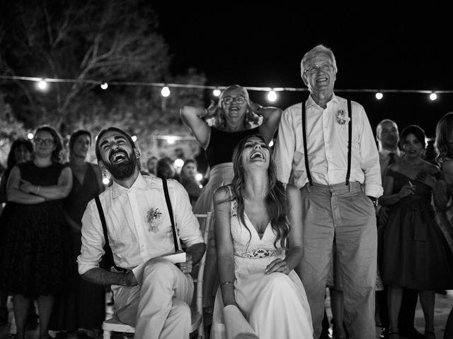 La boda de Hector y Alba en Picassent, Valencia 146