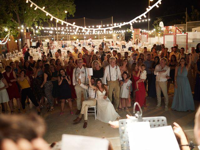 La boda de Hector y Alba en Picassent, Valencia 150