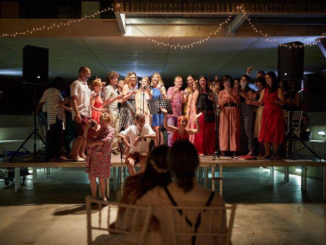 La boda de Hector y Alba en Picassent, Valencia 153