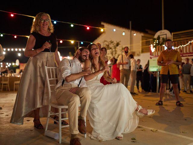 La boda de Hector y Alba en Picassent, Valencia 154