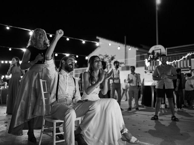 La boda de Hector y Alba en Picassent, Valencia 155
