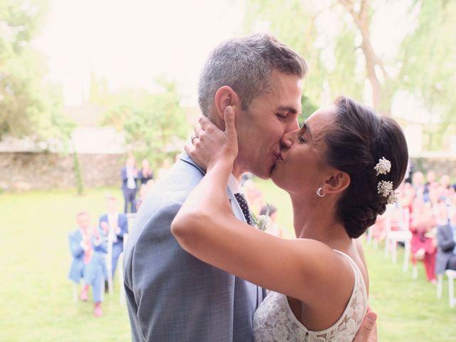 La boda de Amparo y Lukas