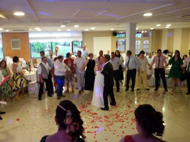 La boda de Antonio y Ana María en O Pino, A Coruña 1