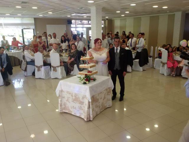 La boda de Ana María y Antonio