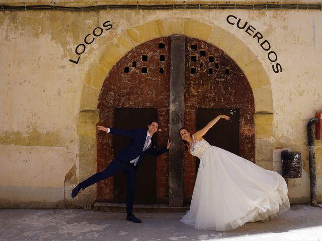 La boda de Mario y Laura en Burgos, Burgos 25