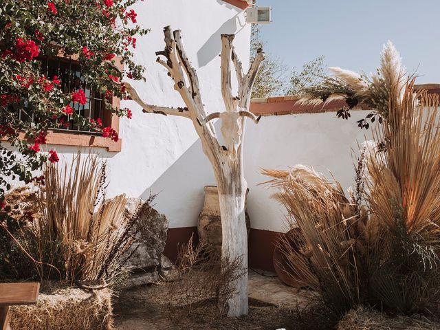 La boda de Albán y Espe en Dos Hermanas, Sevilla 3