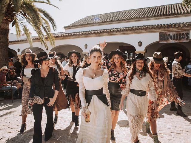 La boda de Albán y Espe en Dos Hermanas, Sevilla 1