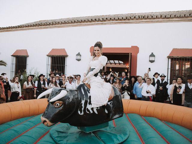 La boda de Albán y Espe en Dos Hermanas, Sevilla 9