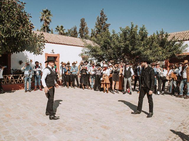 La boda de Albán y Espe en Dos Hermanas, Sevilla 10