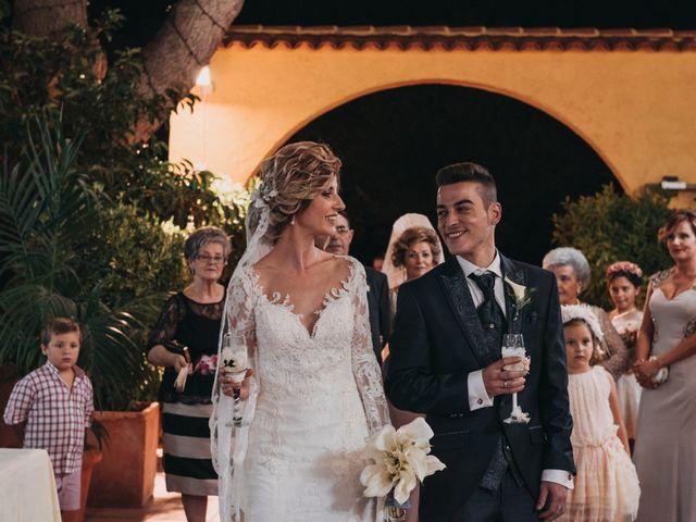La boda de Sergio y Lola en Los Ramos, Murcia 8