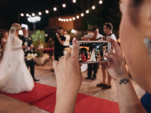 La boda de Sergio y Lola en Los Ramos, Murcia 9