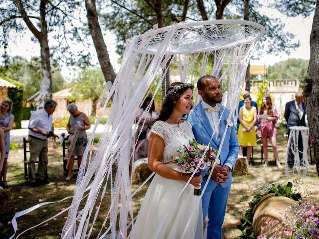 La boda de David y Lissa en Campos, Islas Baleares 38