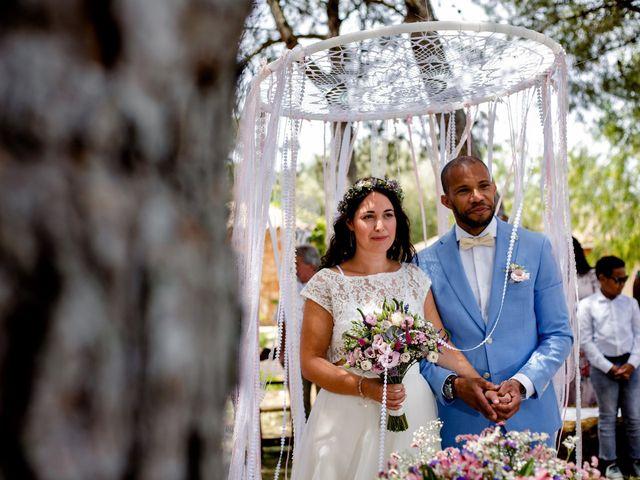 La boda de David y Lissa en Campos, Islas Baleares 39