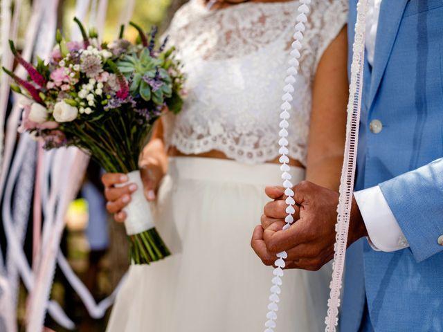 La boda de David y Lissa en Campos, Islas Baleares 41