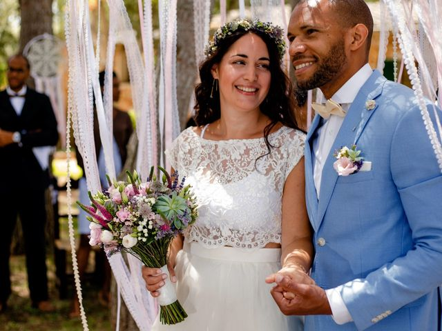 La boda de David y Lissa en Campos, Islas Baleares 42