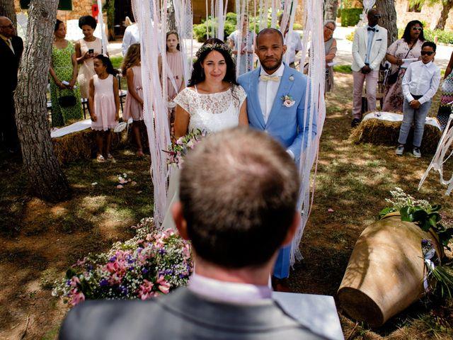 La boda de David y Lissa en Campos, Islas Baleares 43