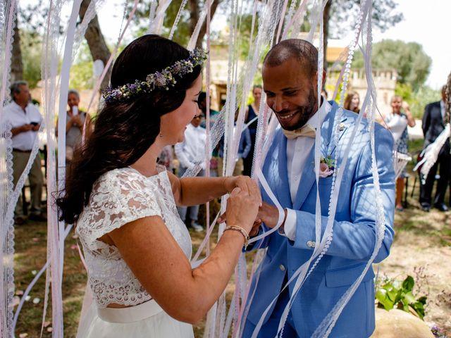 La boda de David y Lissa en Campos, Islas Baleares 48
