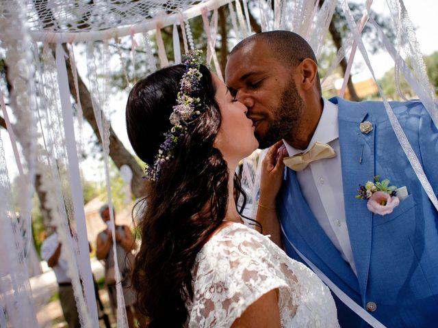 La boda de David y Lissa en Campos, Islas Baleares 49