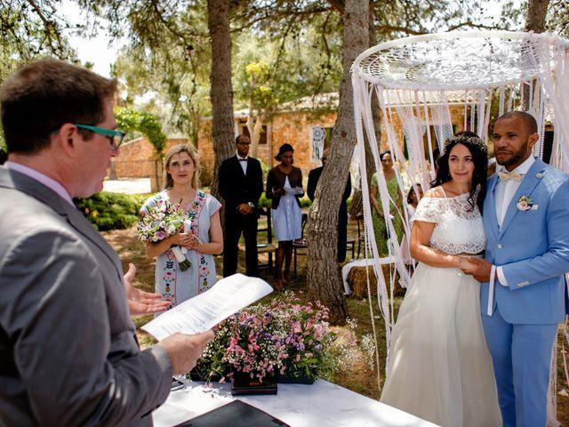 La boda de David y Lissa en Campos, Islas Baleares 50