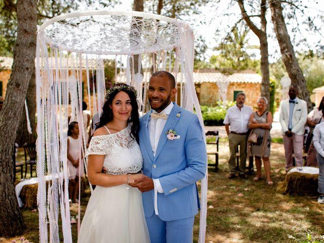La boda de David y Lissa en Campos, Islas Baleares 51