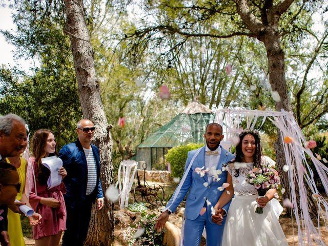 La boda de David y Lissa en Campos, Islas Baleares 53