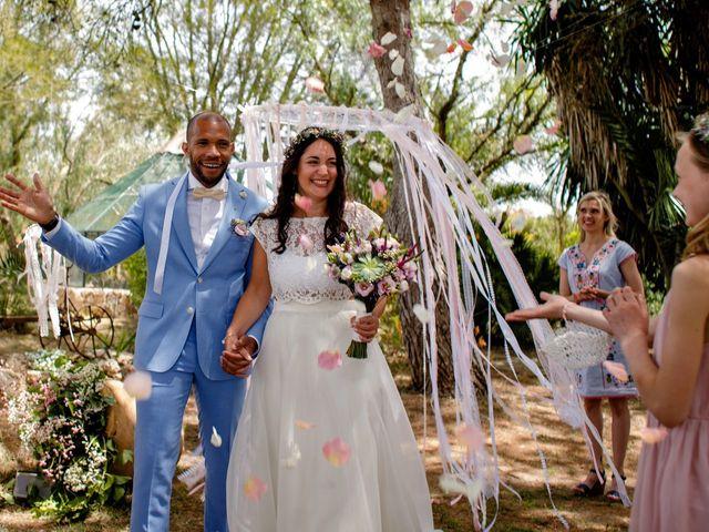 La boda de David y Lissa en Campos, Islas Baleares 54