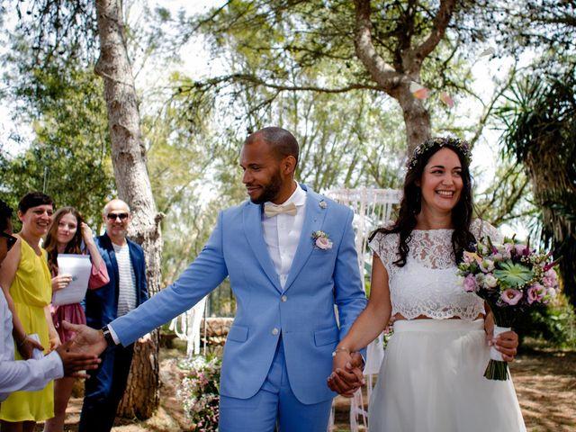 La boda de David y Lissa en Campos, Islas Baleares 55