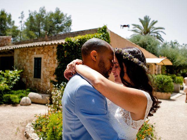 La boda de David y Lissa en Campos, Islas Baleares 57