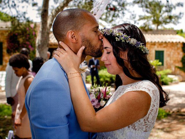 La boda de David y Lissa en Campos, Islas Baleares 58
